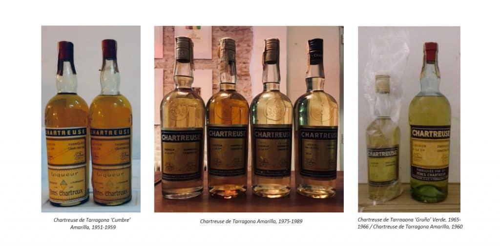 Chartreuse - liqueur from Caskadia