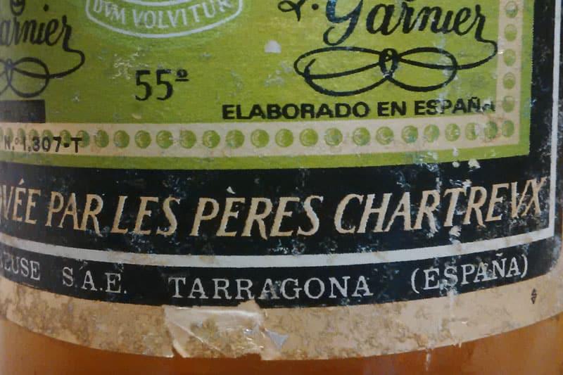 Chartreuse de Tarragona - Caskadia wines