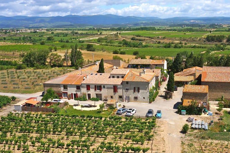 Domaine des Homs vinos Caskadia
