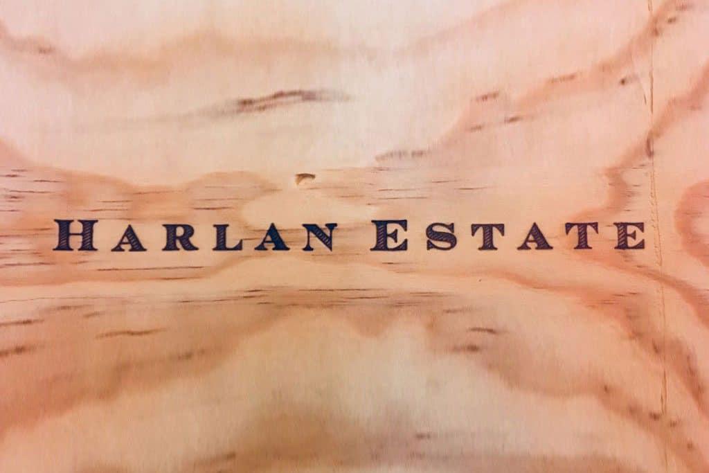 Harlan Estate Vinos de California EE.UU - Caskadia vinos Barcelona