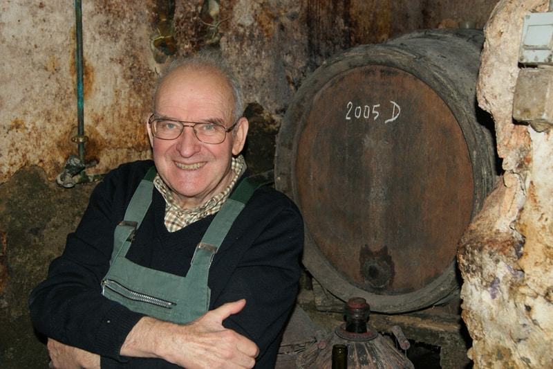 Henri Bonneau vinos Caskadia