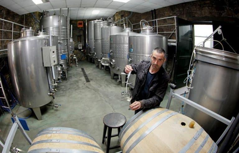 Bodegas Gómez y Rial vinos Caskadia