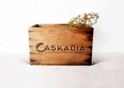 The magic box of Caskadia Fine Wines Barcelona