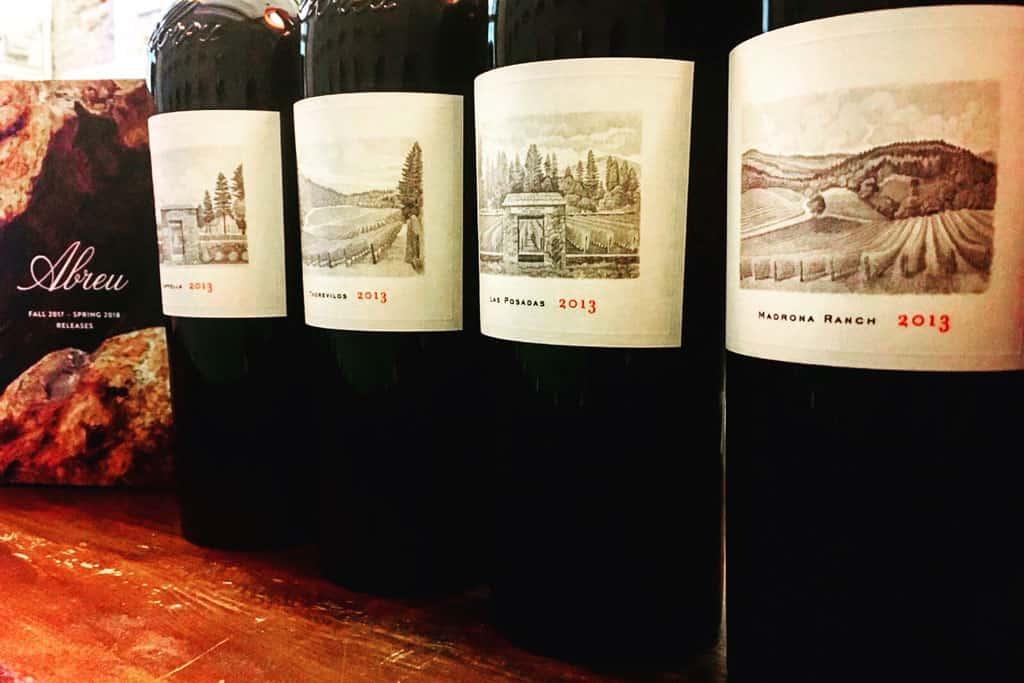 Abreu Vinos de California EE.UU - Caskadia vinos Barcelona