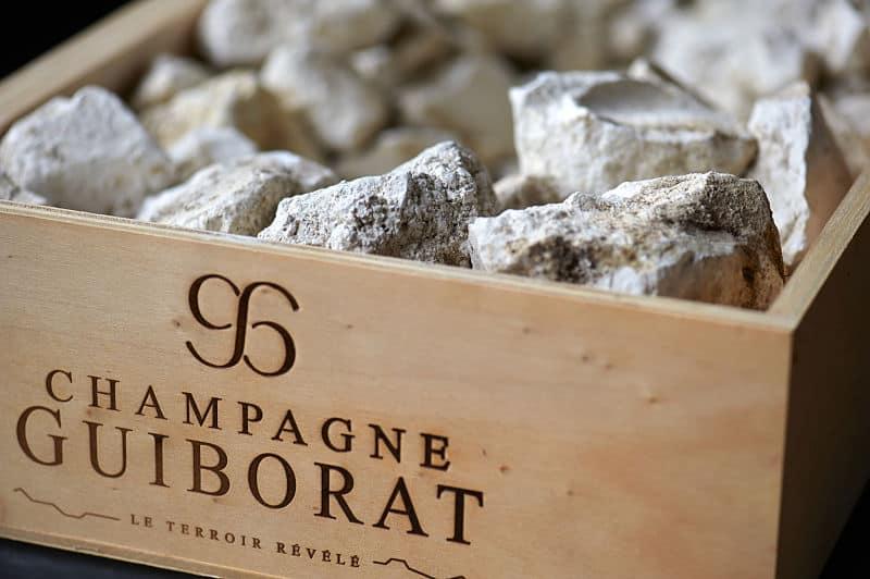 Champagne Guiborat Caskadia Barcelona